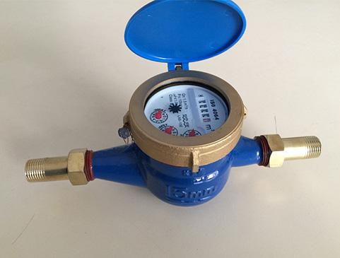 Vane Wheel Multi-Jet Wet Dial Magnetic Type Cold (Hot) Water Meter