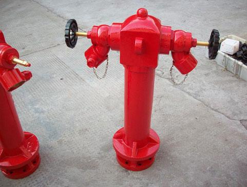 Pillar Hydrant