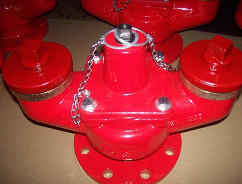 Landing Fire Hydrant