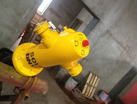 Fire Hydrant With Flange