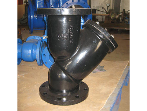 Flange End Y-strainer