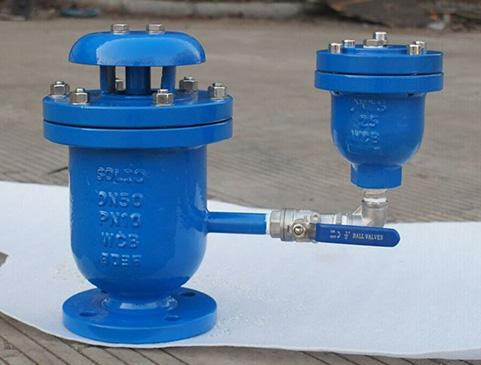 Triple Function Air Valve