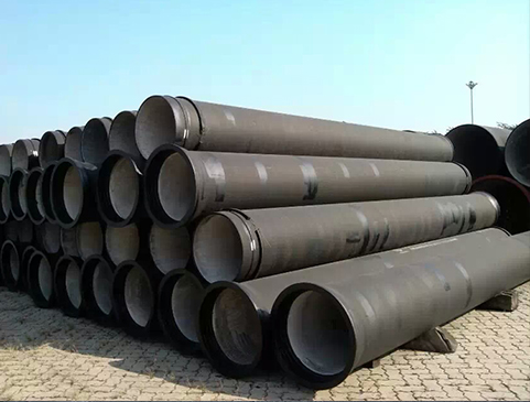 Self Anchored Ductile Iron Pipe Restrained Joint Ductile