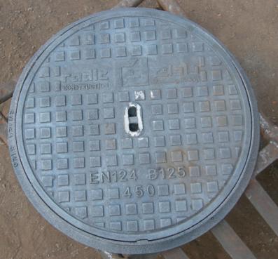 Light Duty Manhole Cover