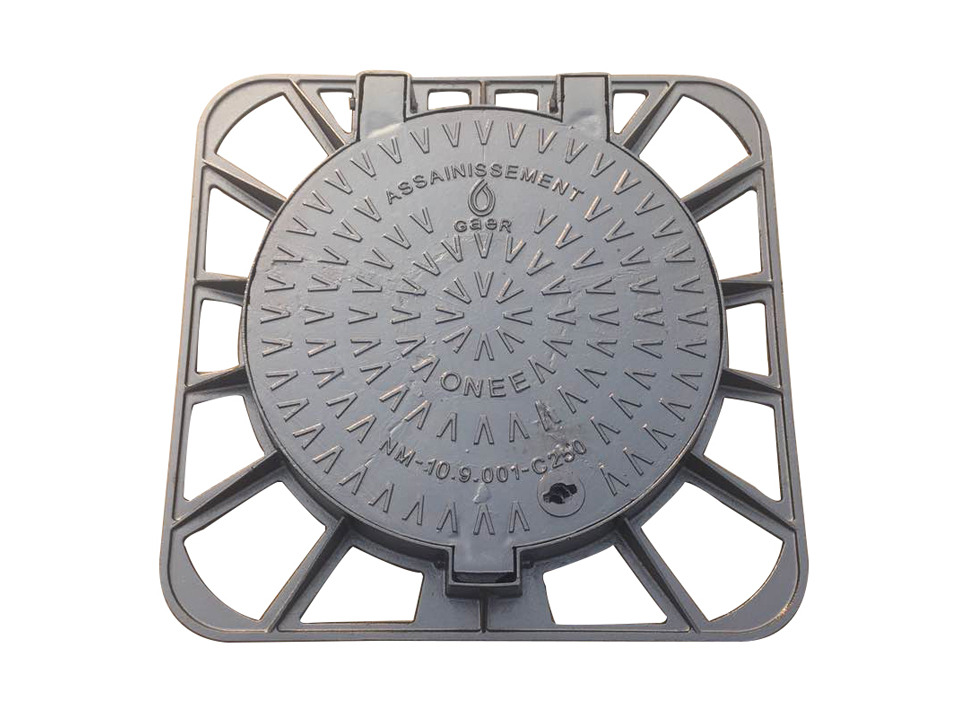 Medium Duty Manhole Cover