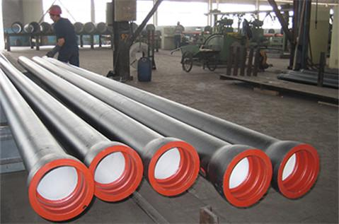 The Method of Selecting Ductile Iron Pipe