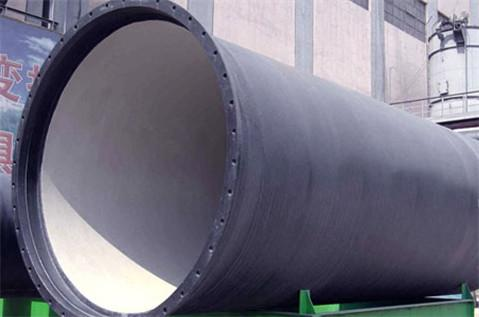 Ductile Iron Pipe Construction Preparation