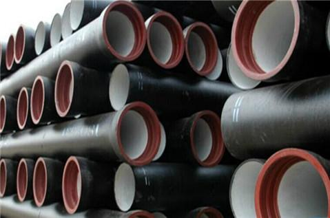 Ductile Iron Pipe Sealing Effect