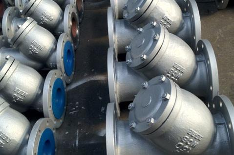 The Principle of Ductile Iron Y Type Strainer