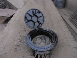 Features of Ductile Iron Floating Manhole Covers