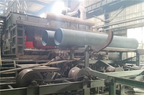 Our Factory Show--Ductile Iron Pipes Supplier
