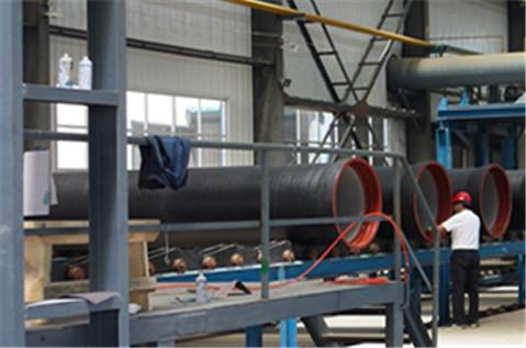 Use Point of Ductile Iron Pipes