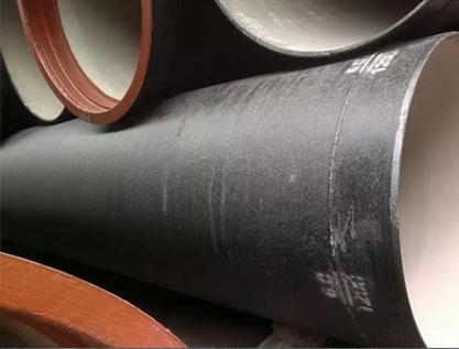 Antiseptic Treatment of Ductile Iron Pipes