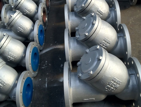 Ductile Iron Y-type Strainer