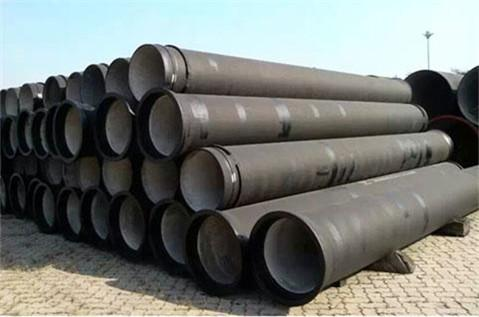 Ductile Iron Pipe Trench Points