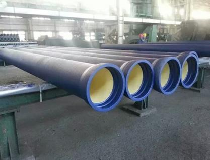 How To Do the Leakage of Ductile Iron Pipe?