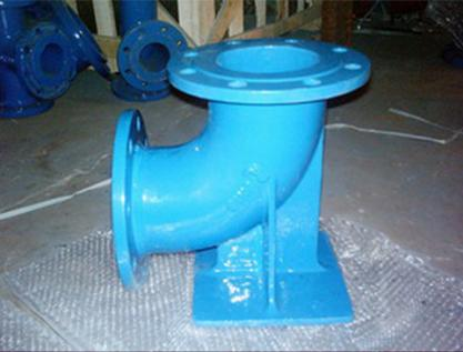 Description of DI Flange Fittings in China