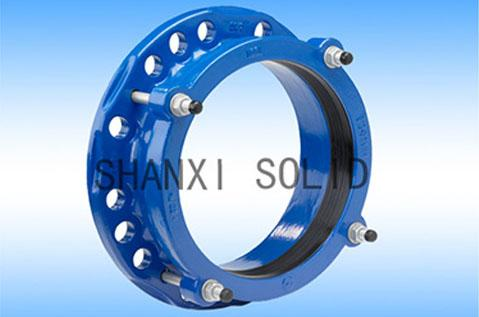 Connection Method Of Ductile Iron Pipe--Rigid Joint And Flexible Joint