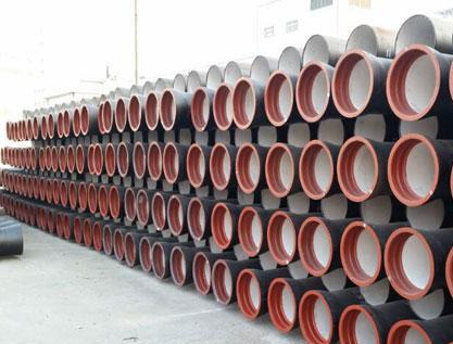 Several Benefits Of Ductile Iron Pipe
