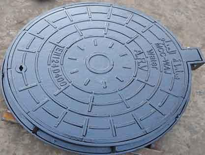 Street Heroes- Heavy Duty Manhole Cover