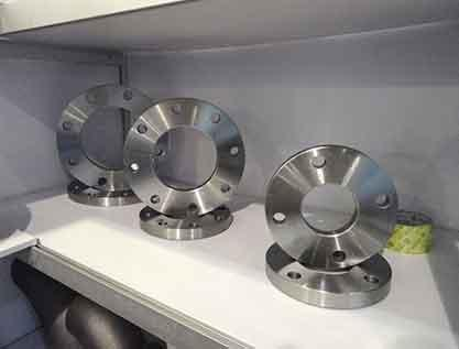 What Is The Difference Between A Welded Flange And A Flat Flange?