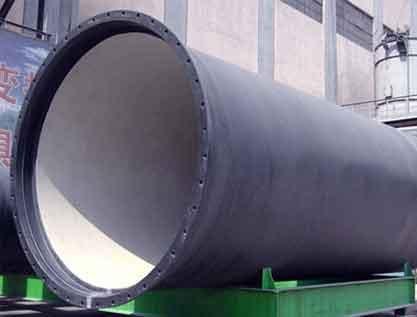 Anti-corrosion Treatment Of Ductile Iron Pipe