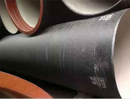 Using Points Of Ductile Iron Pipes In City