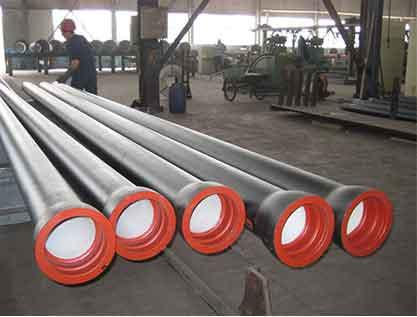 Some Installation Requirements Of Ductile Iron Drain Pipe Application
