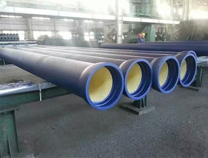 How To Tell Ductile Pipe From Cast Iron Pipe ?