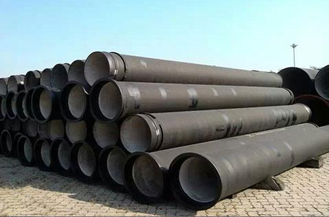 Anti-corrosion Treatment Of Self-anchored Ductile Iron Pipe