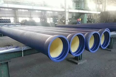 Ductile Iron Pipe Has Non-toxic Properties