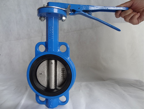 Water Type Butterfly Valve