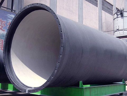 K Type Joint Ductile Iron Pipe